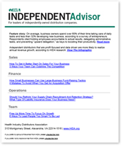 Independent Advisor