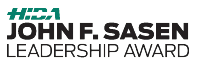 John F. Sasen Leadership Award
