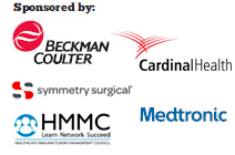 Sponsors: Beckman Coulter, Cardinal Health, Symmetry Surgical, Medtronic, HMMC
