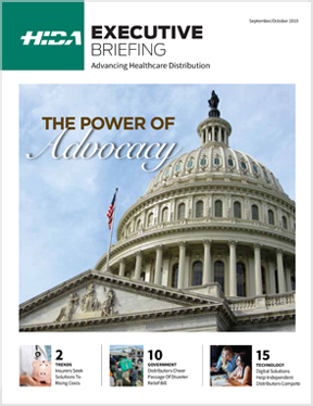The Power Of Advocacy - HIDA Members On Capitol Hill and Pricing Accuracy Workgroups