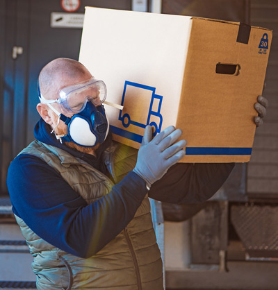 COVID Changes Everything: Distributors Deliver Medical PPE
