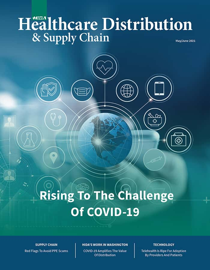 Healthcare Distribution & Supply Chain Magazine | May-June 2021